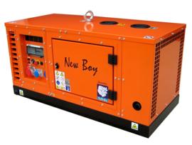 Diesel Aggregaat New Boy EPS133TDE Kubota  3000rpm 71dB(A) 12 kVA | 400V | SILENT