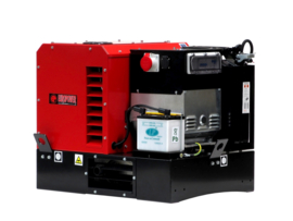 Benzine Aggregaat EPG15000TE Honda 3000rpm 71dB(A) 12,5 kVA | 400V | SILENT