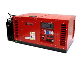 Benzine Aggregaat EPS15000TE Honda 3000rpm 69dB(A) 12,5 kVA | 400V | SUPER SILENT