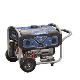 Hyundai Generator 3 kW met 208cc 4takt-benzinemotor met elektrische start