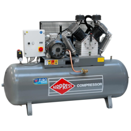 AIRPRESS Compressor HK 2000/500 ( Y/D ster driehoek starter)