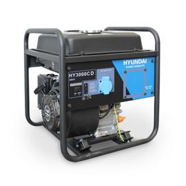 Hyundai HY3000CConverter generator 3,0KW
