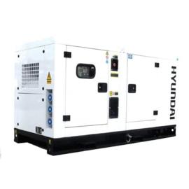 Hyundai Aggregaat DHY11KSEM 3000rpm | 67dB(A) 10 kVA | 230V | SUPER SILENT