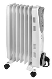Eurom RAD 1500 oliegevulde radiator kachel