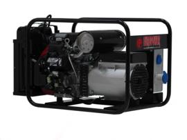 Benzine Aggregaat EP10000E Honda 3000rpm 75dB(A) 9 kVA | 230V