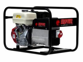 Benzine Aggregaat EP6500T Honda 3000rpm 72dB(A) 6,5 kVA | 400V