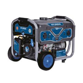 Hyundai Generator 3 kW met 208cc 4takt-benzinemotor