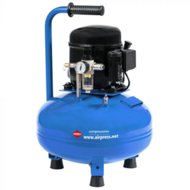 Airpress compressor L 50-24 Silent (geluidgedempt 40db(A)