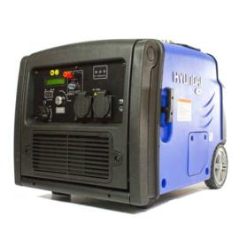 Hyundai Generator / Inverter 3200W met benzinemotor