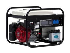 Benzine Aggregaat EP6000E-25 Honda 3000rpm 72dB(A) 5,4 kVA | 230V