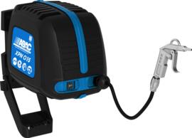 ABAC XPN O15 compressorhaspel 10 mtr. 8 Bar