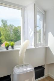 Nieuw: raam- en deurafdichting voor mobiele airco's