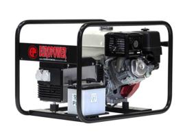 Benzine Aggregaat EP6000E Honda 3000rpm 72dB(A) 5,4 kVA | 230V