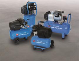 Airpress Compressoren (230V semi-professioneel) Blauwe serie