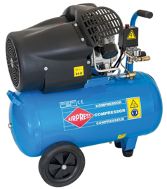 Airpress Compressor HL 425/50V-Twin