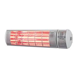 Eurom | Hangende Terrasverwarming | Elektrisch | Golden 2000 Ultra RCD | 2000W | 20m² | Golden Halogeen | Afst. & dimmer | 333893