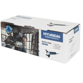 Hyundai Haakse slijper 125 mm 750W