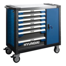 Hyundai 305-dlg Premium Gereedschapkar XXL RVS top 7 -6