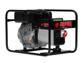 Diesel Aggregaat EP6000TD Yanmar 3000rpm 83dB(A) 5,5 kVA | 400V