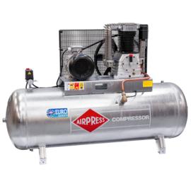 Airpress Compressor GK1500-500 (met gegalvaniseerde tank)