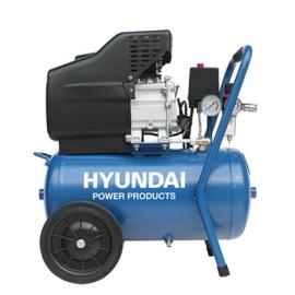 Hyundai 24 L Compressor 8BAR directe aandrijving 2PK