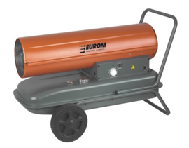 Eurom Fireball 37T diesel heteluchtkanon