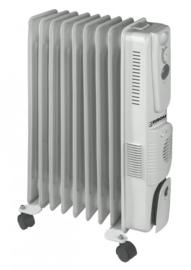 Eurom RK2009Turbo oliegevulde radiator kachel
