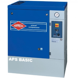 AIRPRESS SCHROEFCOMPRESSOR BASIC APS 20