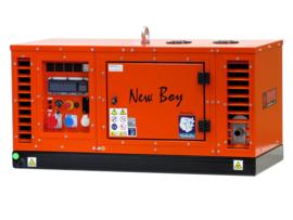 Diesel Aggregaat New Boy EPS113TDE Kubota  3000rpm 65dB(A) 10 kVA | 400V | SILENT