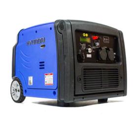 Hyundai Inverter 3200W  benzine aggregaat