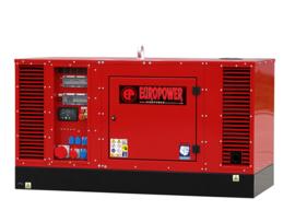 Diesel Aggregaat EPS44TDE Kubota 1500rpm 65dB(A) 40 kVA | 400V | SUPER SILENT