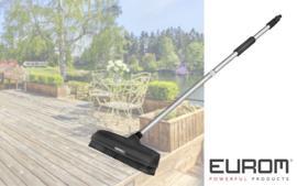 Eurom Force Straight Patio Brush