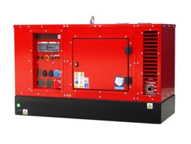 Diesel Aggregaat EPS20TDE Kubota 1500rpm 62dB(A) 18 kVA | 400V | SUPER SILENT