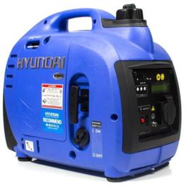 Hyundai Inverter 1000W  benzine aggregaat
