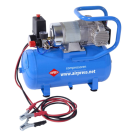 Airpress compressor DC 12-180/15