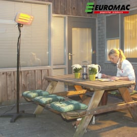 Eurom Q-Time 2003S (inclusief standaard)