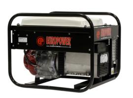 Benzine Aggregaat EP6000LN Honda 3000rpm 72dB(A) 5,4 kVA | 230V