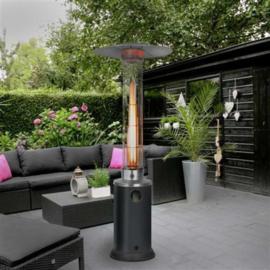 Eurom | Staande Terrasverwarming | Gas | Flameheater 9000 | 5000 - 9000W | 50m² | 324228
