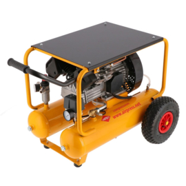 Airpress Compressor 22-410 10 bar 3 pk 328 l/min 2x11 l limited