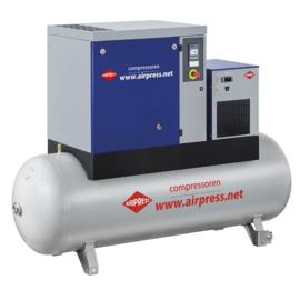 Airpress Schroefcompressor APS 15 Basic CombiDry