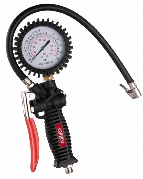 Airpress bandenvulmeter (professioneel)