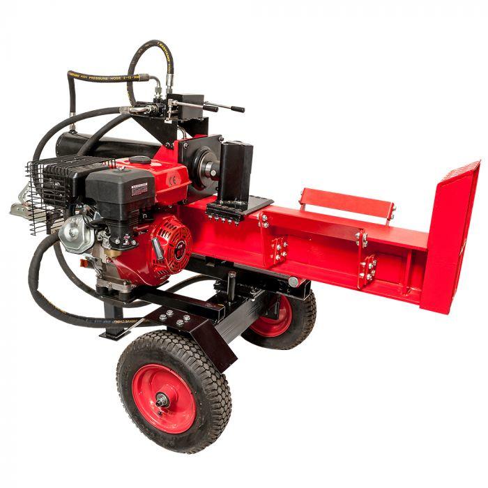 Ergofix 22 Ton Houtklover met benzine motor