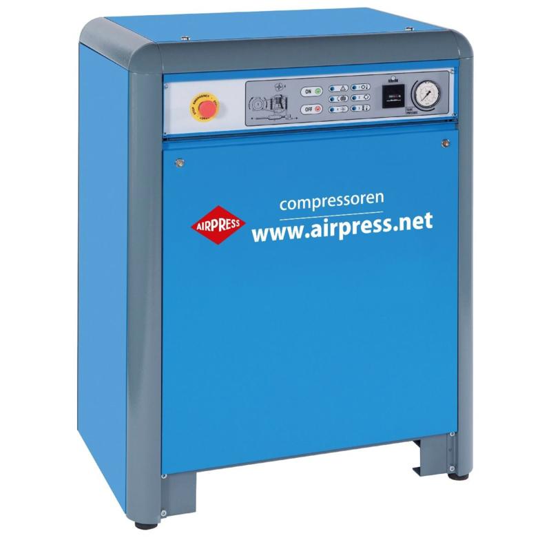 Airpress Geluidgedempte compressor APZ 900+  (ster driehoek starter)