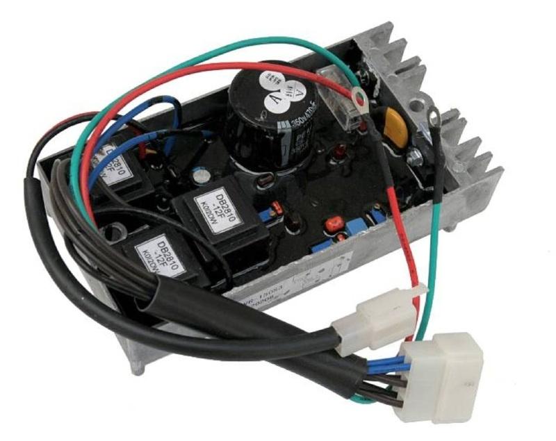Kipor spanningsregelaar (AVR) tbv Kipor KDE16/19/STA3