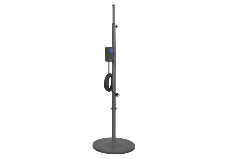 Eurom Roundbase standaard Tip-over (1.75M)