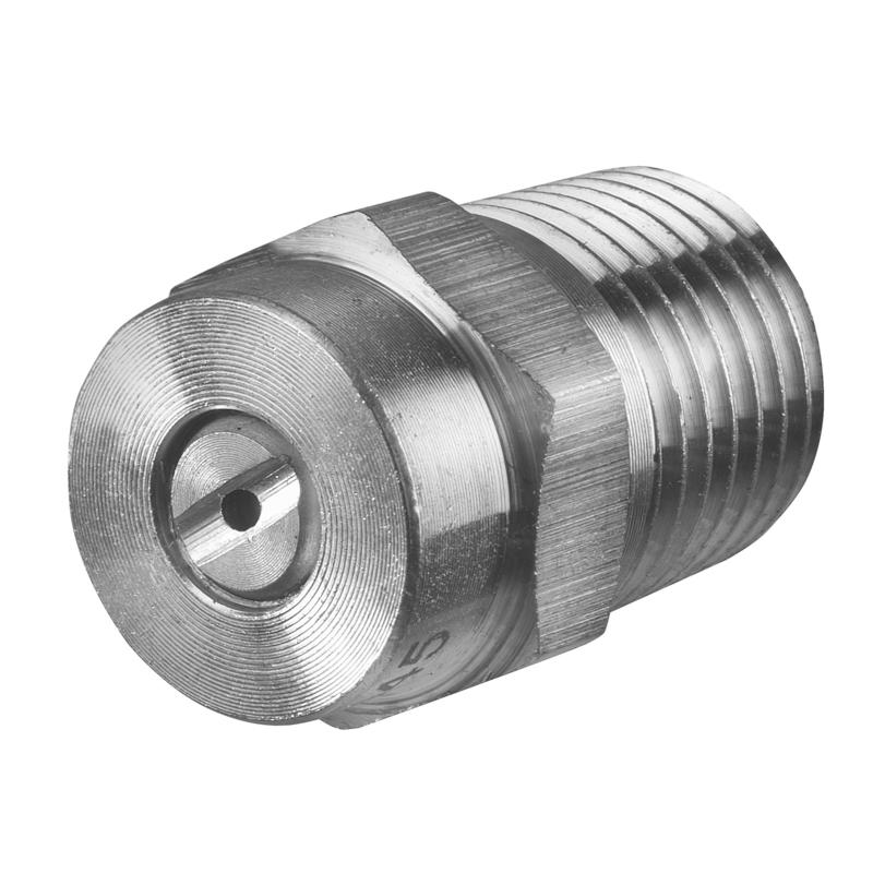 Eurom HD-vlakstraal nozzle 15°/0,45Ø (1/4'' buitendraad)