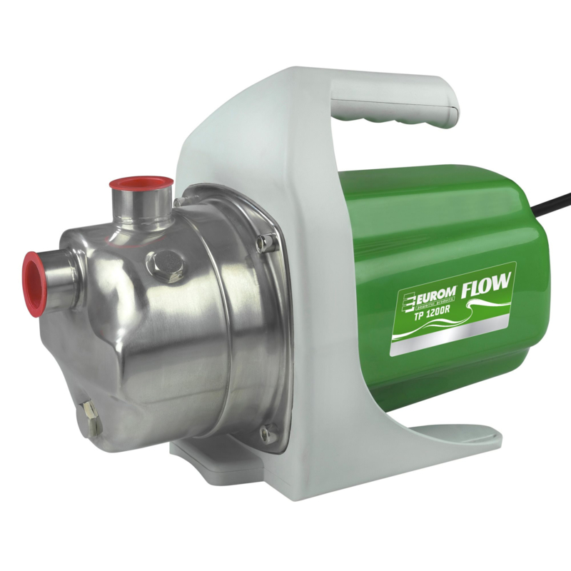Eurom Flow TP1200R oppervlakte tuinpomp