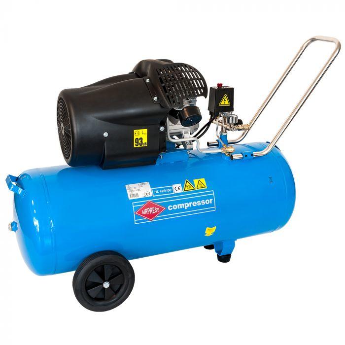 Airpress compressor HL 425/100V-Twin