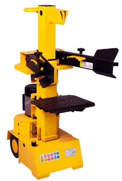 ErgoFix 7 Ton houtklover (verticaal) 230V