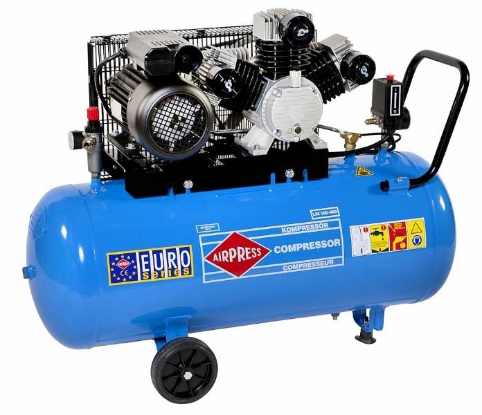 Airpress Compressoren (230V professioneel) Blauwe serie professionele lijn